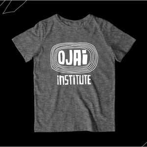 Ojai Institute T Shirt (Gray)