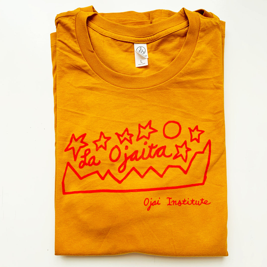 La Ojaita T Shirt (Gold)