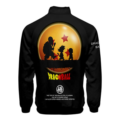 Dragonball Journey Track Jacket - Ikuzo Concept