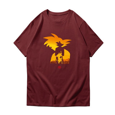 Goku Evolution Shirt - Ikuzo Concept