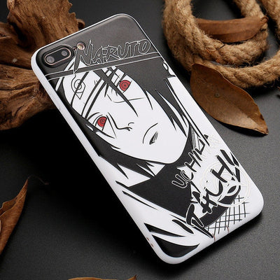 Naruto 3D Relief Phone Cases - Ikuzo Concept