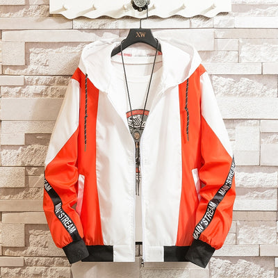Urban Luffy Hooded Jacket - Ikuzo Concept