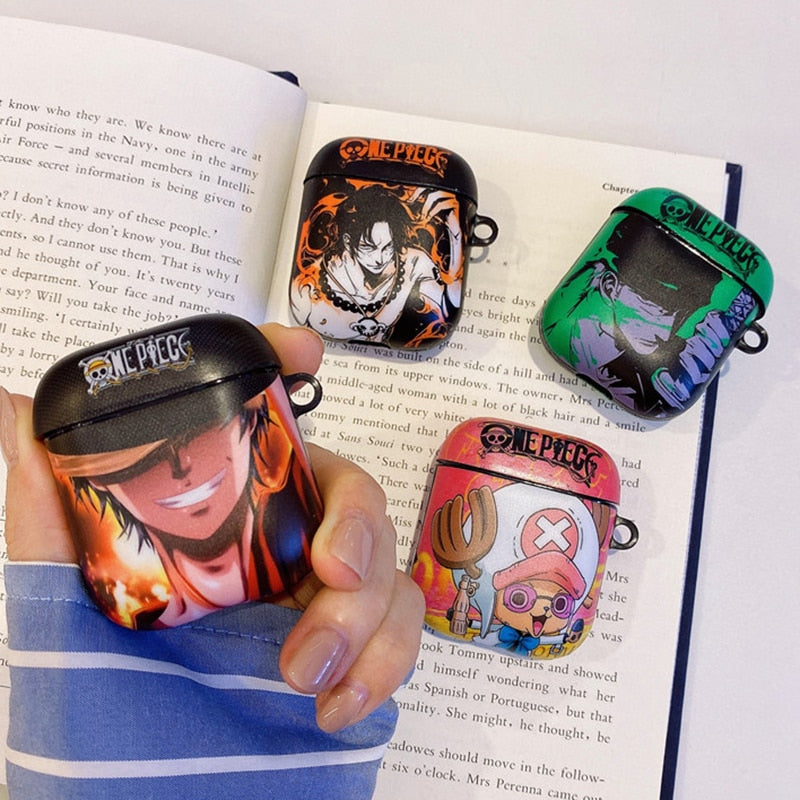 One Piece AirPods 1 & 2 Cases - Ikuzo Concept