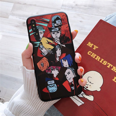 Naruto Phone Cases - Ikuzo Concept