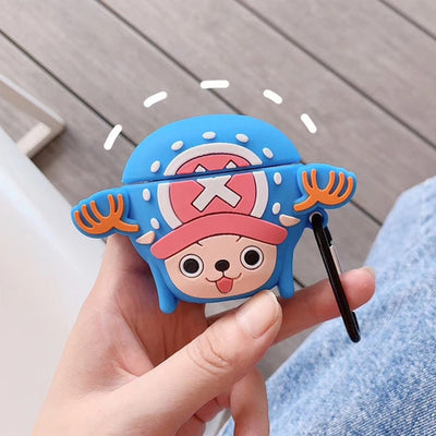 One Piece Figurehead AirPods 1 & 2 Cases - Ikuzo Concept