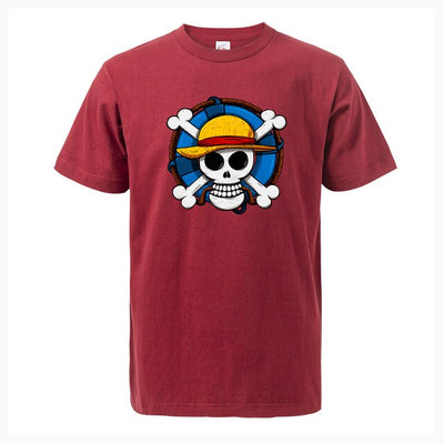 One Piece Pirate Flag Shirt - Ikuzo Concept