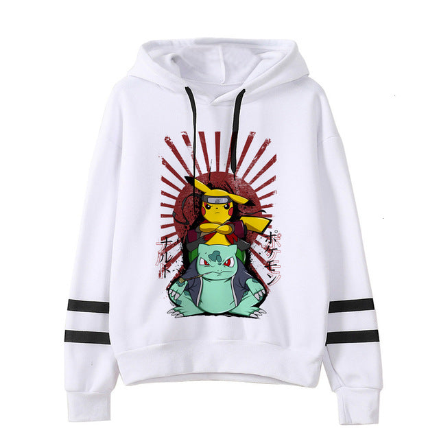 Toad Sage Pikachu of the Rising Sun Hoodie - Ikuzo Concept