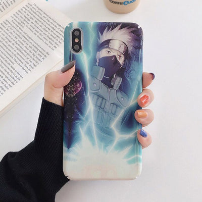 Naruto Headshot Phone Cases - Ikuzo Concept