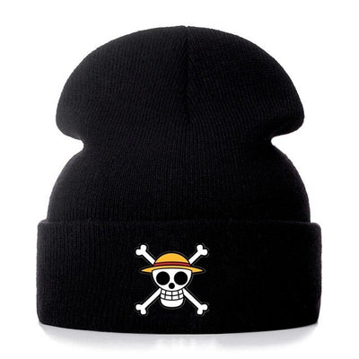 The Pirate King Skull Beanie - Ikuzo Concept
