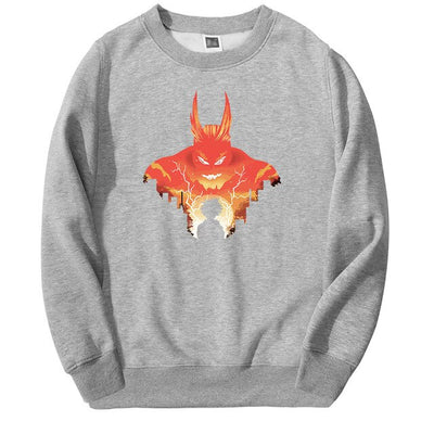 Deku One for All Crewneck - Ikuzo Concept
