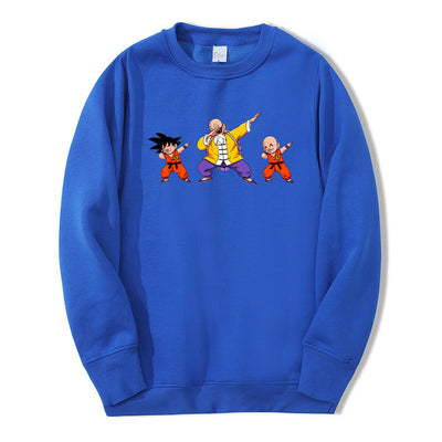 Dragon Ball Dab Crewneck - Ikuzo Concept