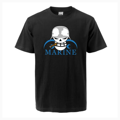 One Piece Marine Shirt - Ikuzo Concept