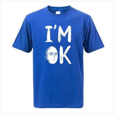 One Punch Man I'm OK Shirt - Ikuzo Concept