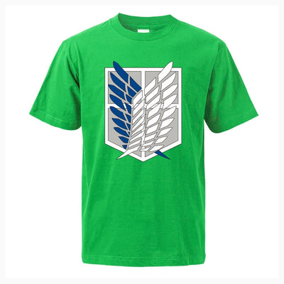Attack on Titan Wings of Freedom Shirt - Ikuzo Concept