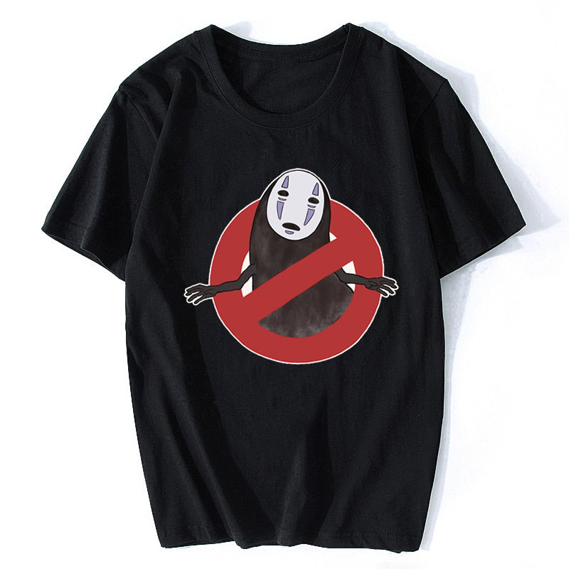 No Face Cancelled Shirt - Ikuzo Concept