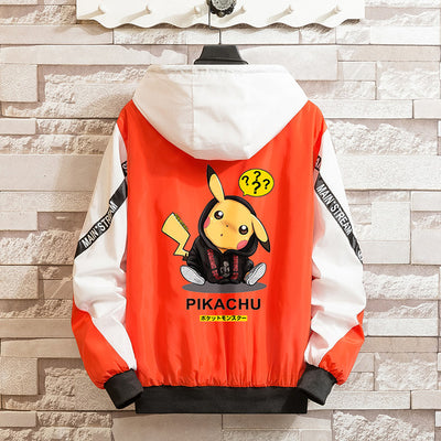 Urban Pikachu Hooded Jacket - Ikuzo Concept