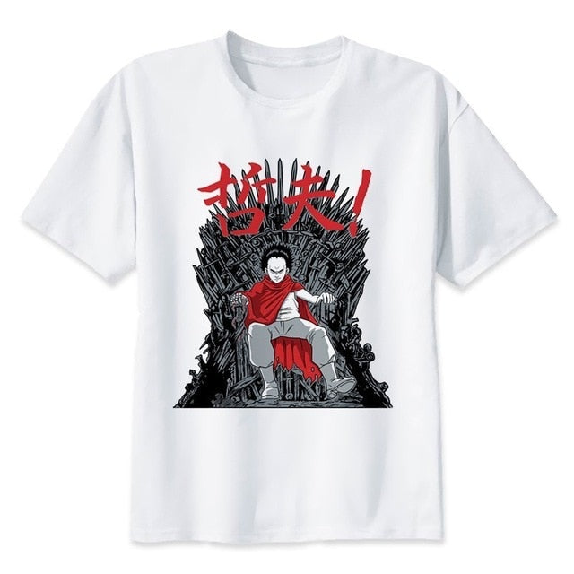 Akira Iron Throne Shirt - Ikuzo Concept