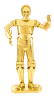 Star Wars C-3PO Metal Model Kit