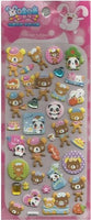 Baby Bear Crystal Puffy Stickers