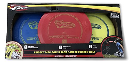 Frisbee Disc Golf 3 Pack