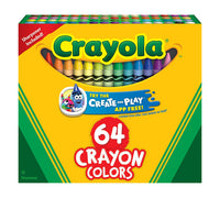 Crayons 64 Color Box