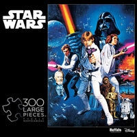 """Star wars a New Hope"" 300-Large Piece Puzzle"