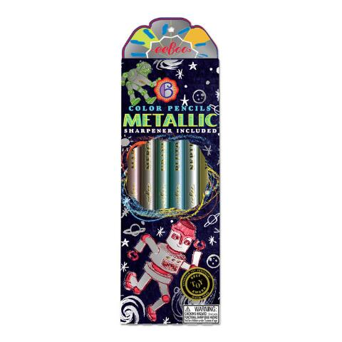 Metalic Color Pencils