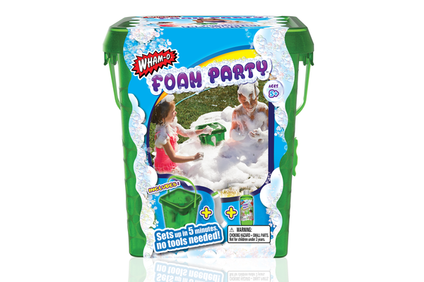 Foam Party Kiddie Bucket