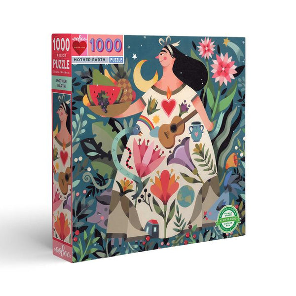 Mother Earth 1000-Piece Puzzle
