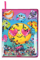 Floating Glitter Journal Emoji