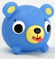 Neon Jabber Ball Bear