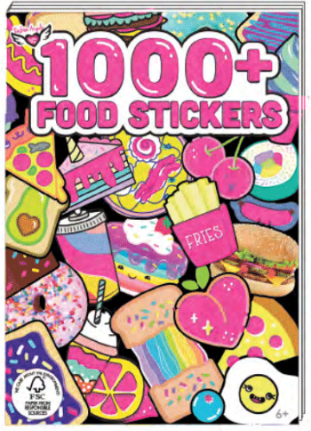1000+ Food Stickers