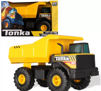 Tonka Mighty Dump Truck Steel Classics
