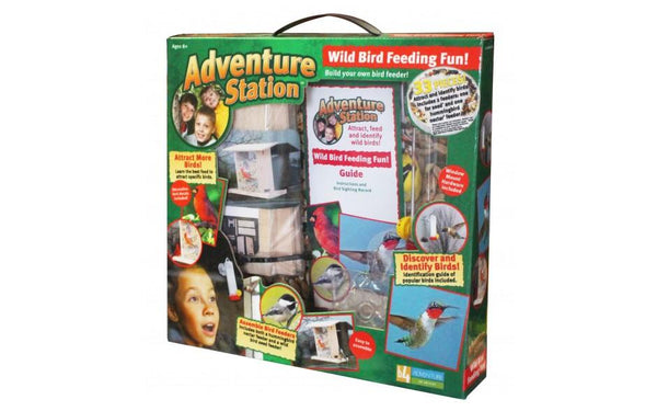 Adventure Station Bird Feeding Kit