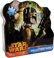 Boba Fett 1000-Piece Collectors Puzzle in Tin