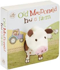 OLd Macdonald Had A Farm Baby Book