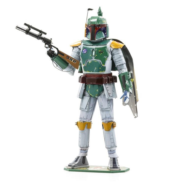 Boba Fett Metal Model Kit