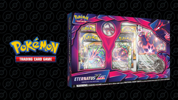 Eternatus Vmax Premium Collection Pokémon Pack
