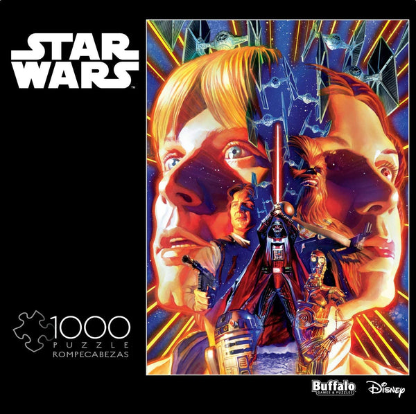 """I Find Your Lack of Faith Disturbing"" 1000-Piece Puzzle"