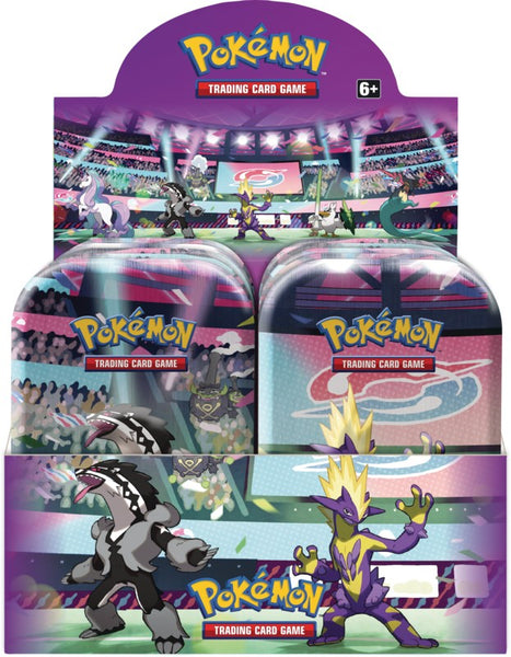 Pokémon Fall-2020 Galar Pals Mini Tin