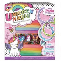 Magical Unicorn Mesh Bracelet Kit