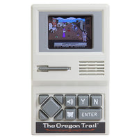 Oregon Trail Handheld Game