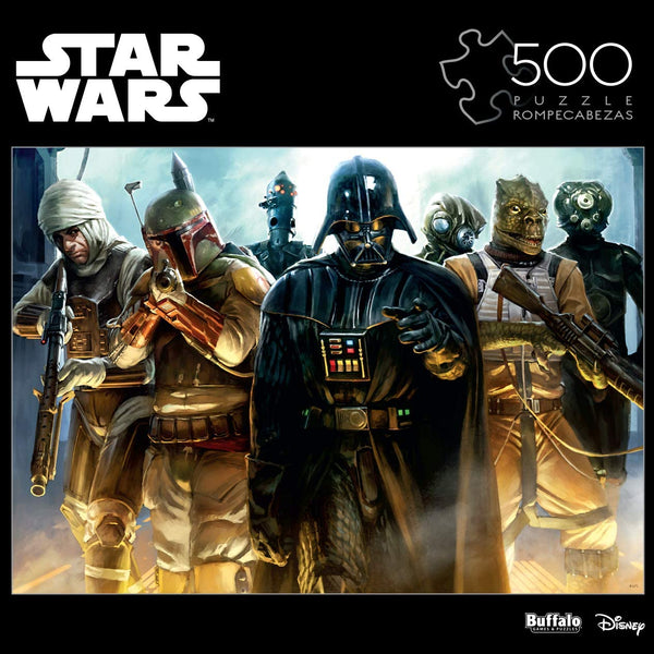 """He's All Yours, Bounty Hunter"" 500-Piece Puzzle"