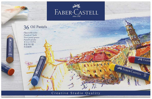Faber Castell Oil Pastels - Set of 36