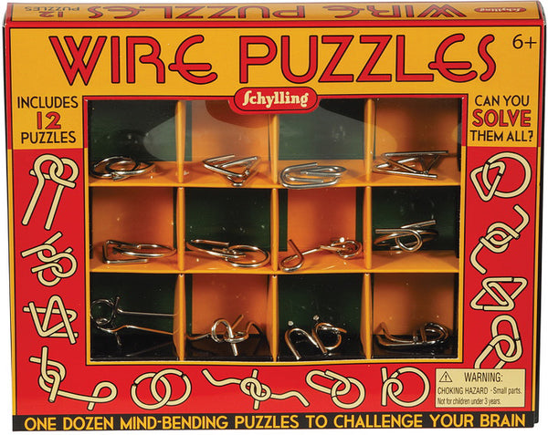 Schlling Wire Puzzles