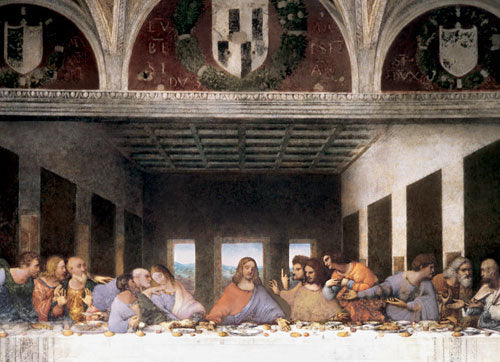 The Last Supper 1000-Piece Puzzle
