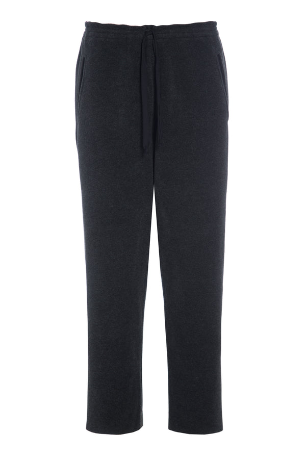 CARL BY STEFFENSEN COPENHAGEN JOGGING PANTS MEN - 1017 JOGGING SOFT BLACK 914