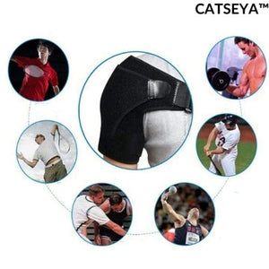Shoulder splint with pressure pad Catseya™