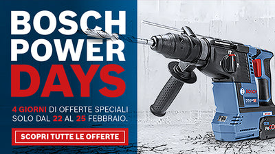 Bosch Power Days 2021