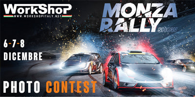 Rally di Monza 2019, photo contest Scatta e Vinci!